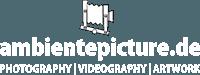 ambientepicture.de – Professionelle Fotografie, Videografie, Retoushing, Artwork Logo