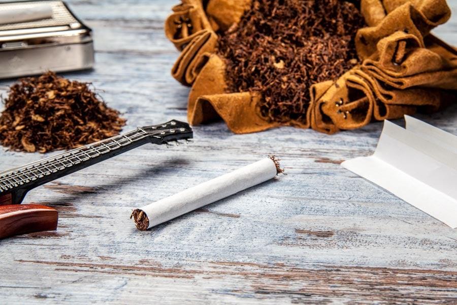 Tabak, Tobacco