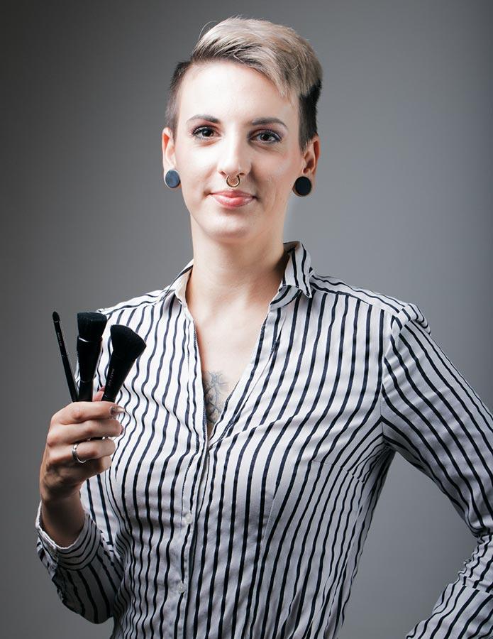 Laura Maskus, Visagist